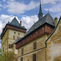 Замок Карлштейн , Чехия :: Priv Arter