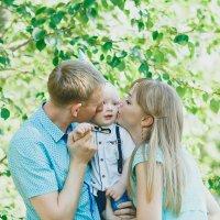 Любовь семьи :: Ксения Шалькина