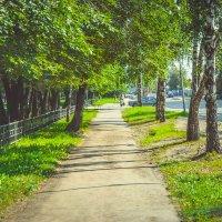 Дорога к счастью :: Света Кондрашова