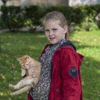 Мой кот:) :: Наталья Щепетнова