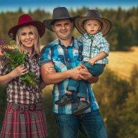 Country family :: Татьяна Семёнова