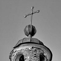 Погибающий храм... :: A. SMIRNOV