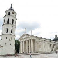 Вильнюс. Кафедральная площадь :: Оксана Кошелева