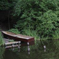 старая лодка :: Алена