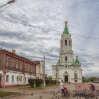 Площадь Александра Невского :: Марина Назарова