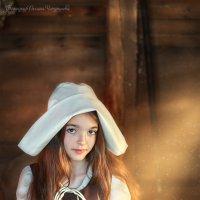 Золушка Лиана :: Оксана Чепурнаева