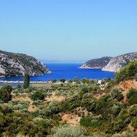 Греция, полостров Халкидики, Торони. :: Александр Картеропуло