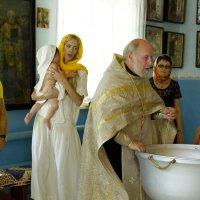 На крестинах Кирочки :: Наталия Сарана