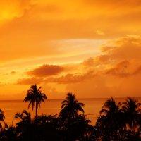 Куба. Закат в режиме закат :: Gal` ka