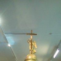 Фрагмент макета Александровской колонны. (Музей Петропавловская крепость). :: Светлана Калмыкова