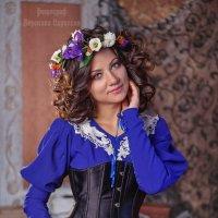 Фея Музыки и Цветов :: Вероника Саркисян