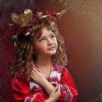 Ангел во плоти :: Евгений Ланин