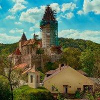 Замок Кршивоклат, Чехия :: Priv Arter