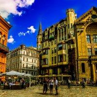 по улицам старого города :: Anrijs Slišāns