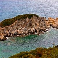 Греция, полуостров Халкидики, Каламитси :: Александр Картеропуло