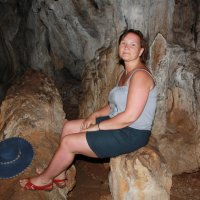 "В пещере ""Кронион"" (или Трапеза) :: Наталия Павлова"