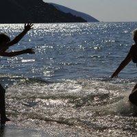 Лето,море.... :: Геннадий Валеев