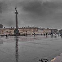 В нашем городе дождь. :: Александр