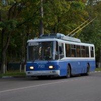 Троллейбус БТЗ-52761Р №7901 :: Денис Змеев