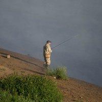 Рыбак :: Alena Cyargeenka