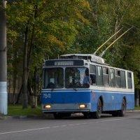 Троллейбус АКСМ 101ПС №7841 :: Денис Змеев