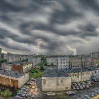 Гроза Тверь :: Антон Никифоров