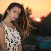 вечер летнего дня... :: Александр Александр