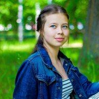 Ах, эти глаза... :: Юлия Доронина