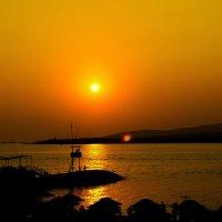 Закат на море :: Юлия Доронина