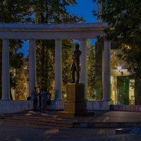 Университетский  сквер.  Ижевск – город в котором я живу! :: Владимир Максимов