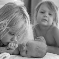 Три сестры :: Annie NYIP Prussot