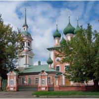 Иоанно-Златоустовская церковь. Кострома. :: Олег