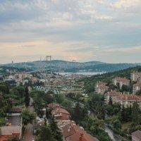 Вид на Стамбул. :: Анатолий Щербак