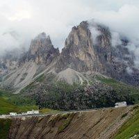 А вот альпийские стрелки Сегодня что-то не в ударе. :: Александр Липовецкий