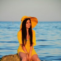 Летний портрет 3 :: Татьяна