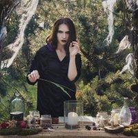 ведьма :: Kristi Caty
