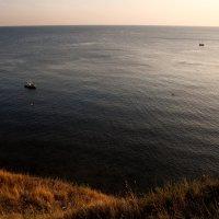 Чёрное море :: Марина Тверитнева