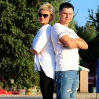 двое :: Cветлана Свистунова