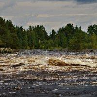 водосброс :: Валерия Воронова