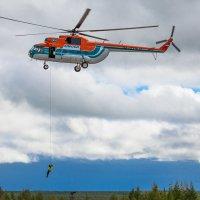 Десантирование с вертолета :: Serge N