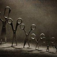 Про ножницы :: Evgeniy Belkov