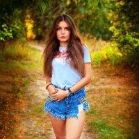Азалия :: Ольга