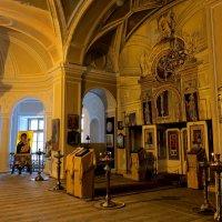 Церковь в Гатчинском дворце. :: Наталья