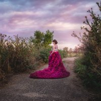 Закатный цвет :: Наталья Кирсанова