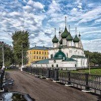 Ярославль. Церковь Спаса на Городу :: Александр Шмалёв