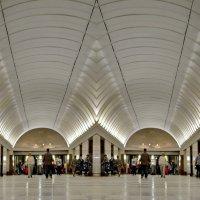 Московское метро :: Анастасия Смирнова