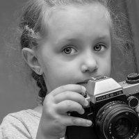 юный фотограф :: Николай Колобов