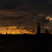 Закат над Невой :: Ivan Zaytcev