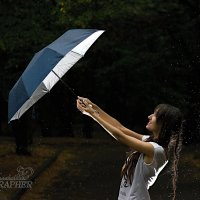 дождик :: Евгений Ромащенко