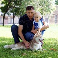 Отец и сын :: Андрей Сидоров